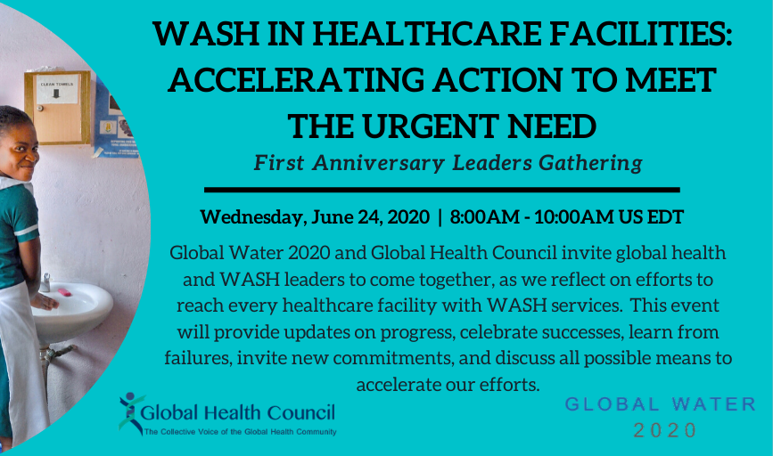 Accelerating action to meet the urgent need