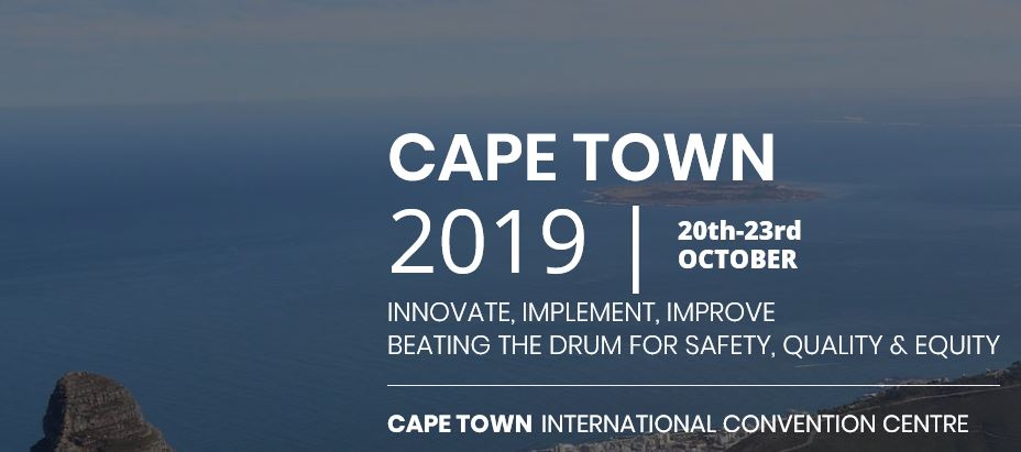 Capetown 2019 innovate, implement, improve