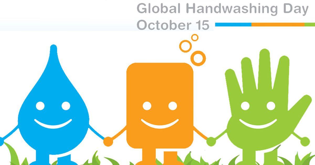 Global Handwashing Day October 15